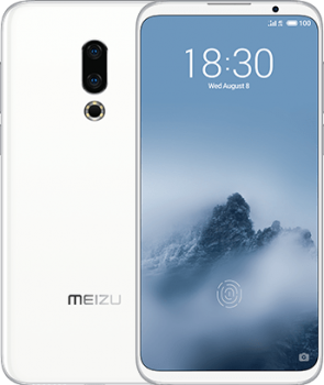 Meizu 16th blanc