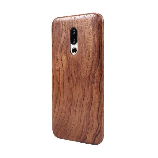 Meizu 16th coque en bois