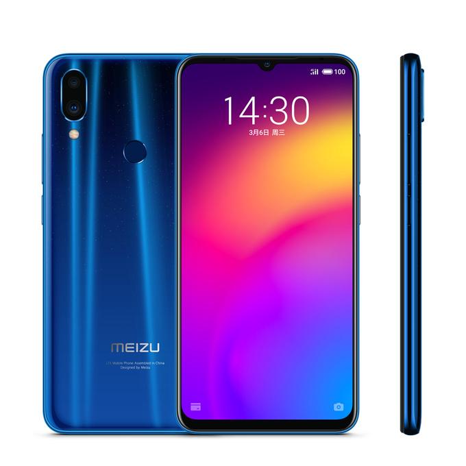 Meizu Note 9 Bleu