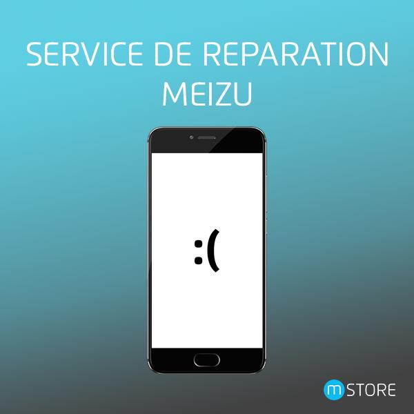 Service reparation Meizu
