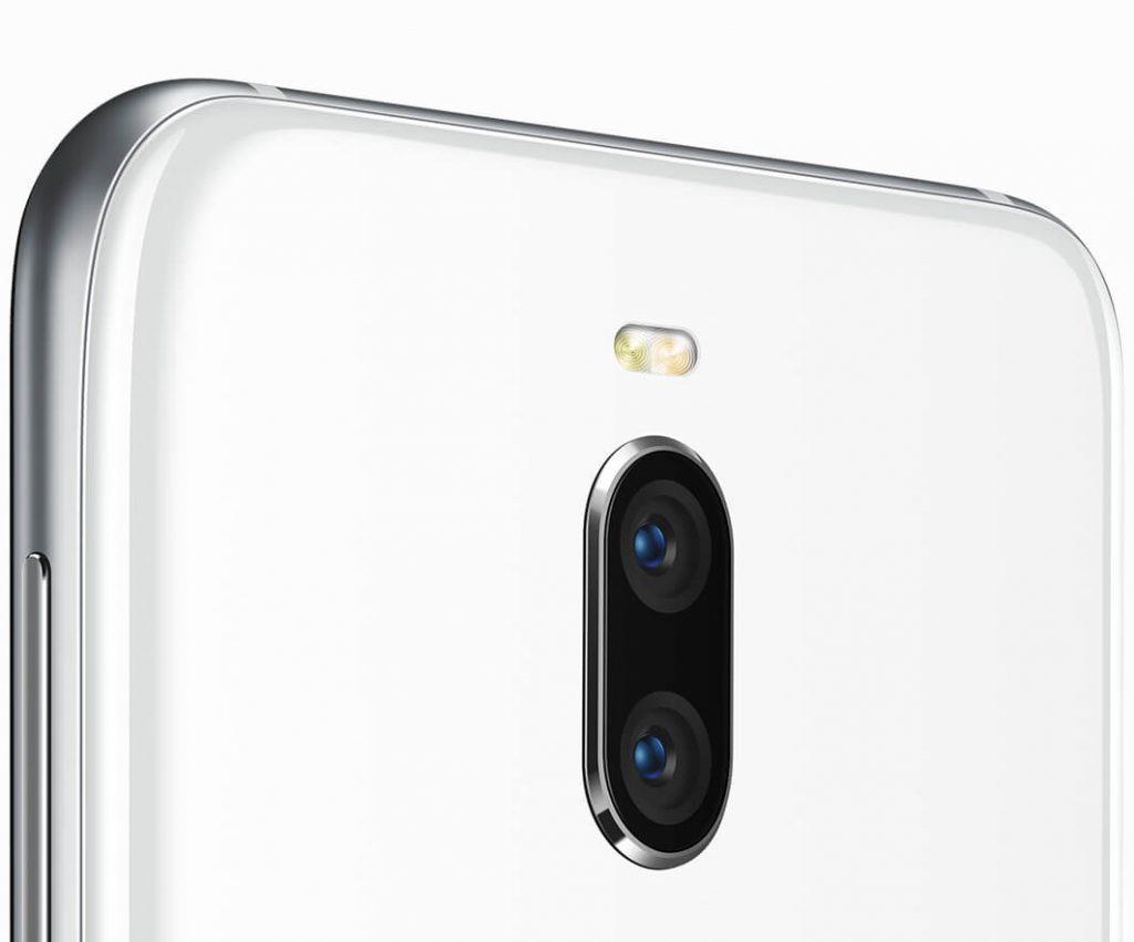 Meizu X8 camera